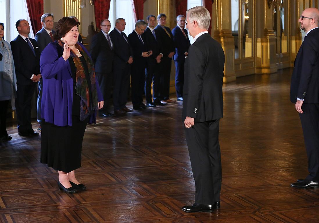 La ministre de la sant belge n accepte pas les critiques sur son ob sit elle - Job etudiant femme de chambre bruxelles ...