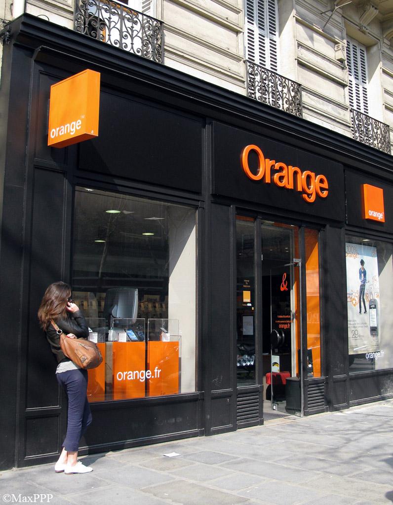 orange une panne perturbe le r seau pendant plus de 10. Black Bedroom Furniture Sets. Home Design Ideas